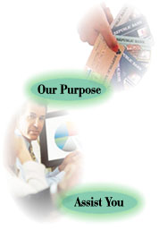Mustang Merchant System's purpose is to assist you with the best rates possible.