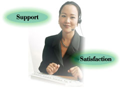 Mustang Merchant Systems provides complete merchant support and satisfaction.
